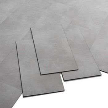 Dalle Pvc Clipsable Gris Clair Artens City Leroy Merlin Dalle Pvc Clipsable Dalle Pvc Pvc