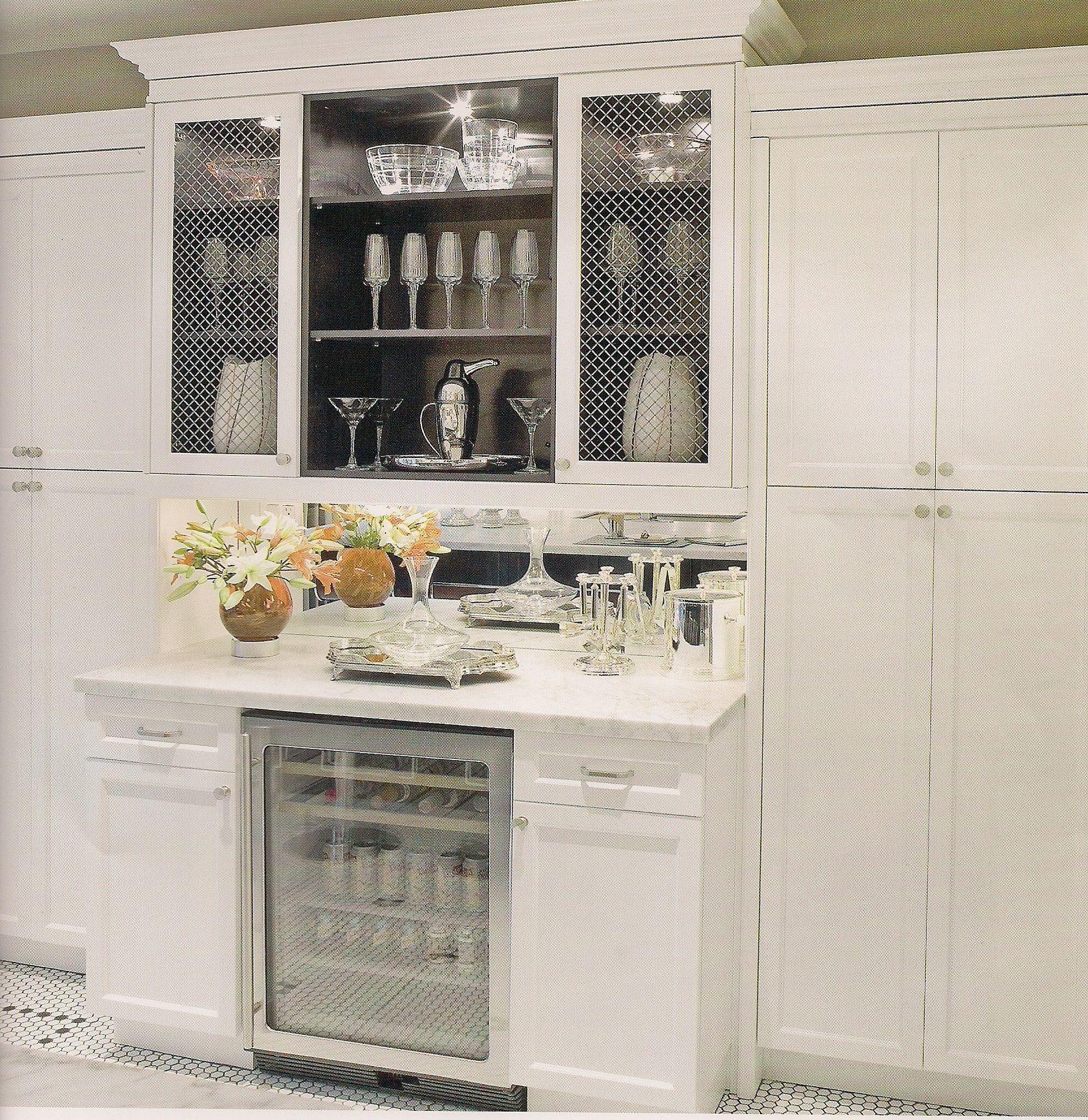 Bar Area Near Your Sliders Locate Refrigerator In