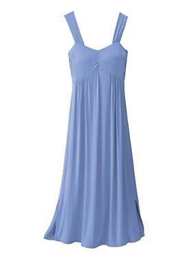 fb8b26665350a Women s Bamboo Nightgown with Shelf Bra