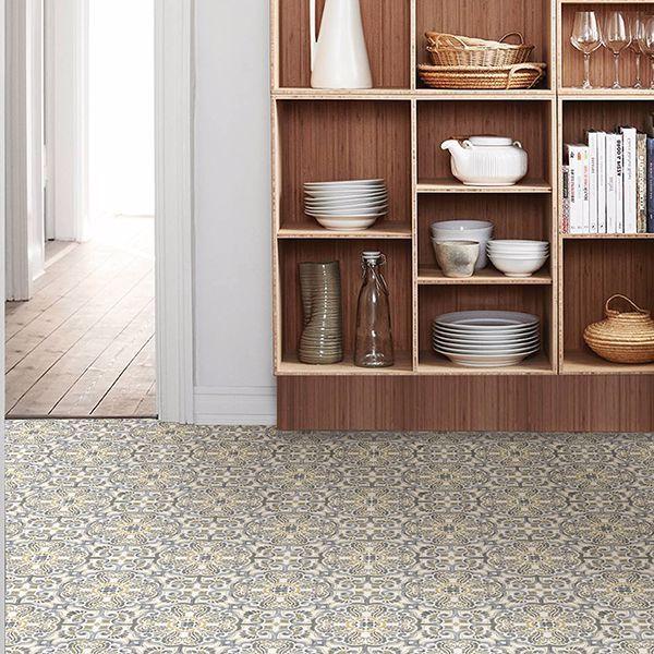 antico peel stick floor tiles floor