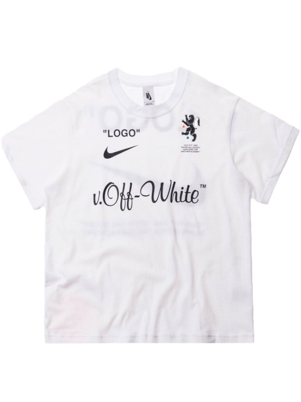 Futbolka Nike X Off White Mercurial Nrg Tee With Images