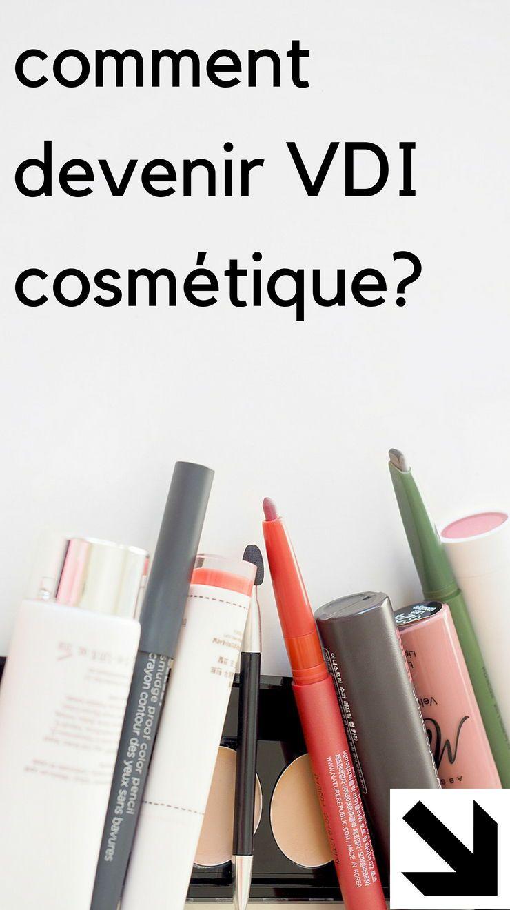 VDI cosmétique, mon avis sur cette activité Vdi