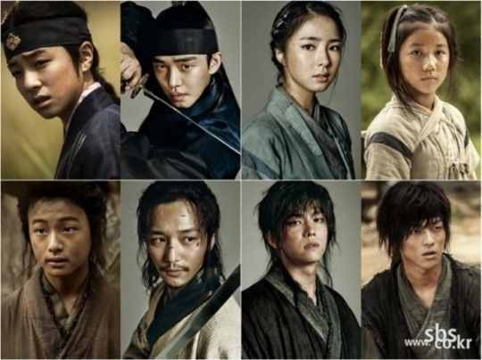 """6 Reasons to Tune In to New SBS Drama """"Six Flying Dragons"""" 
