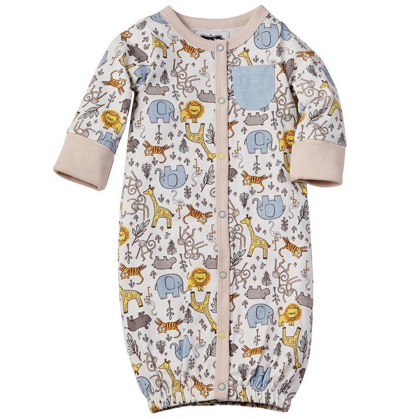 Safari Convertible Gown
