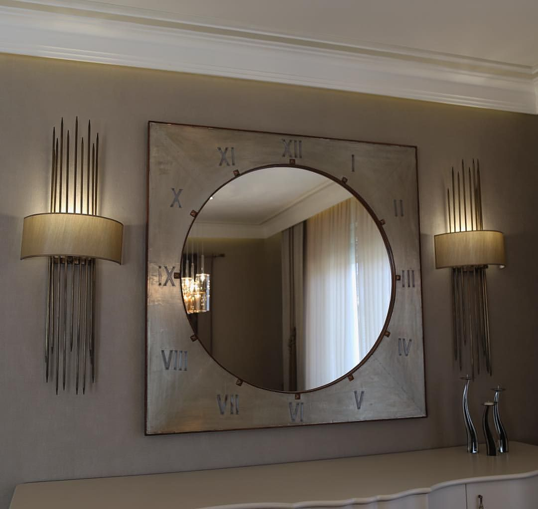 Lances wall sconces made by hedeflighting hedefaydinlatma