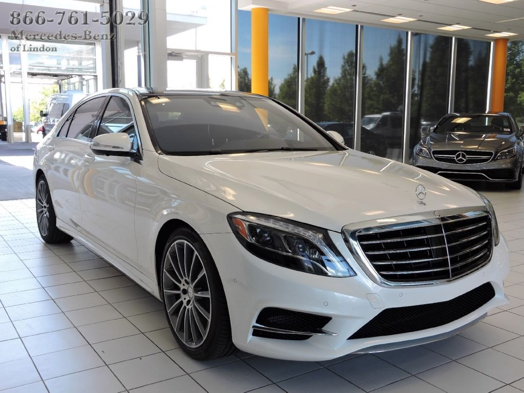 New 2015 MercedesBenz SClass S550 4MATIC For Sale in