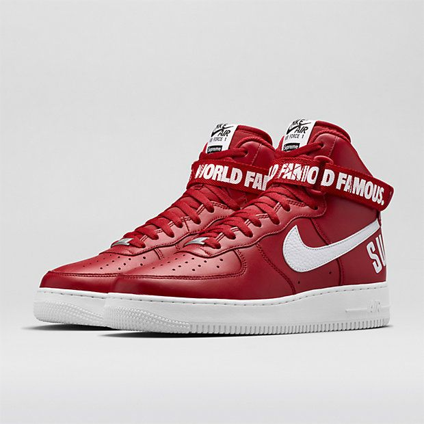 big sale bfa96 89458 Nike Air Force 1 High Supreme SP Men s Shoe...want.