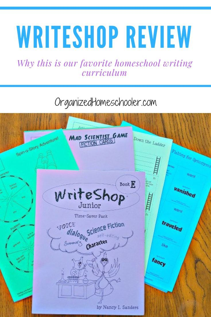 17444b1b0be78 This WriteShop review will explain why this is my favorite homeschool  writing curriculum. I love