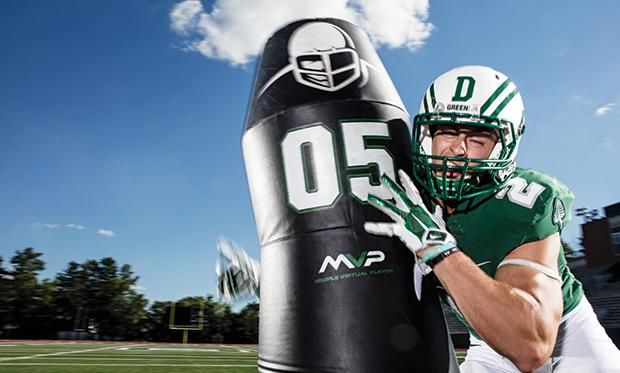 How A Robot Football Player Will Prevent Concussions Football