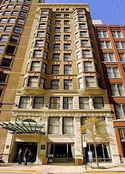 Hotel Blake 500 S Dearborn St Chicago Il 60605