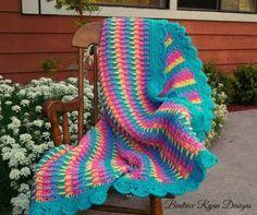 Rainbow Dash Baby Blanket.