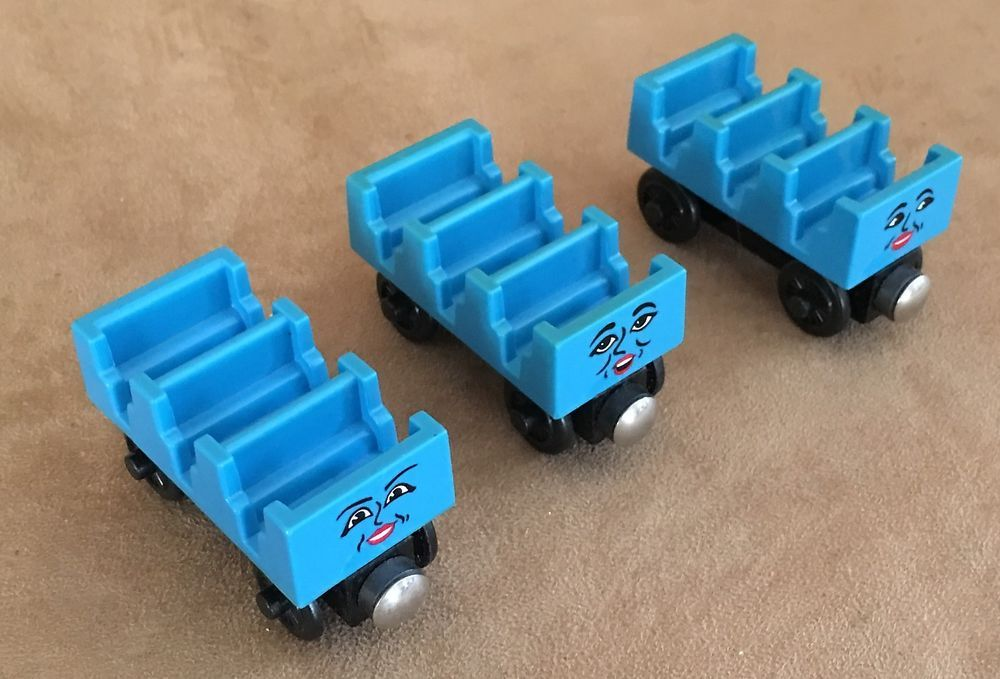 Ada Jane And Mabel Thomas The Tank Engine Wooden Learning Curve 1997