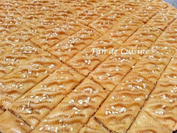 Elmankoucha (gâteau algérien)