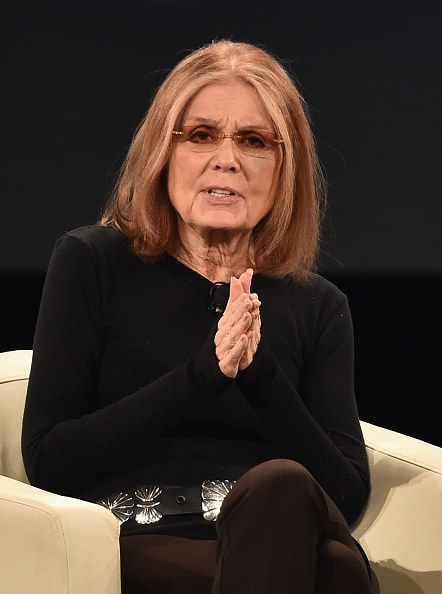 Gloria Steinem | 22 Women Who Have Bravely Gone Through Life Without Having Kids