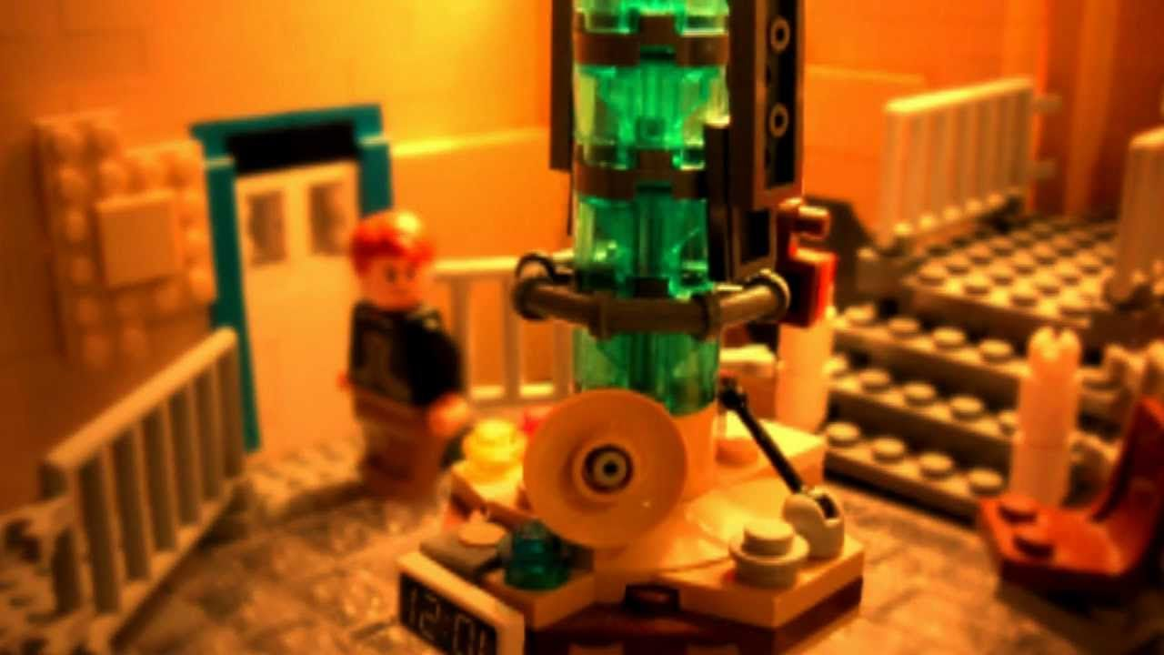 Lego Doctor Who | New Beginnings | 1from ben the creator you tube