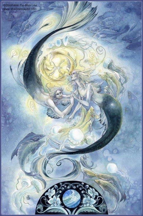 Stephanie Pui Mun Law Mermaids