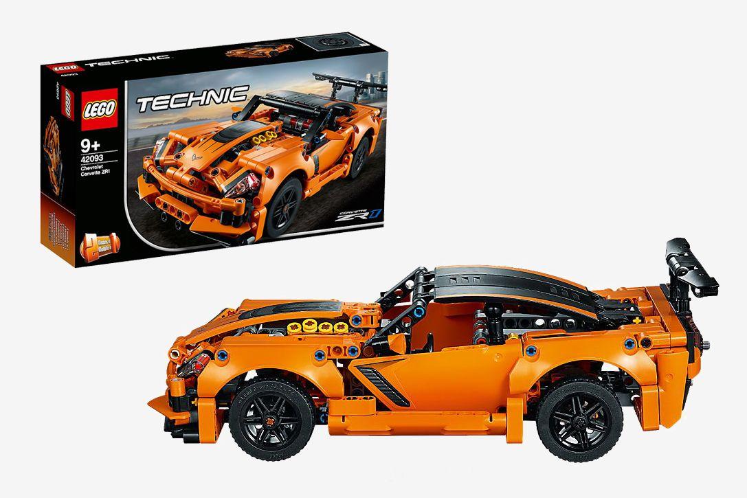 LEGO Technic Chevrolet Corvette ZR1 HiConsumption Lego