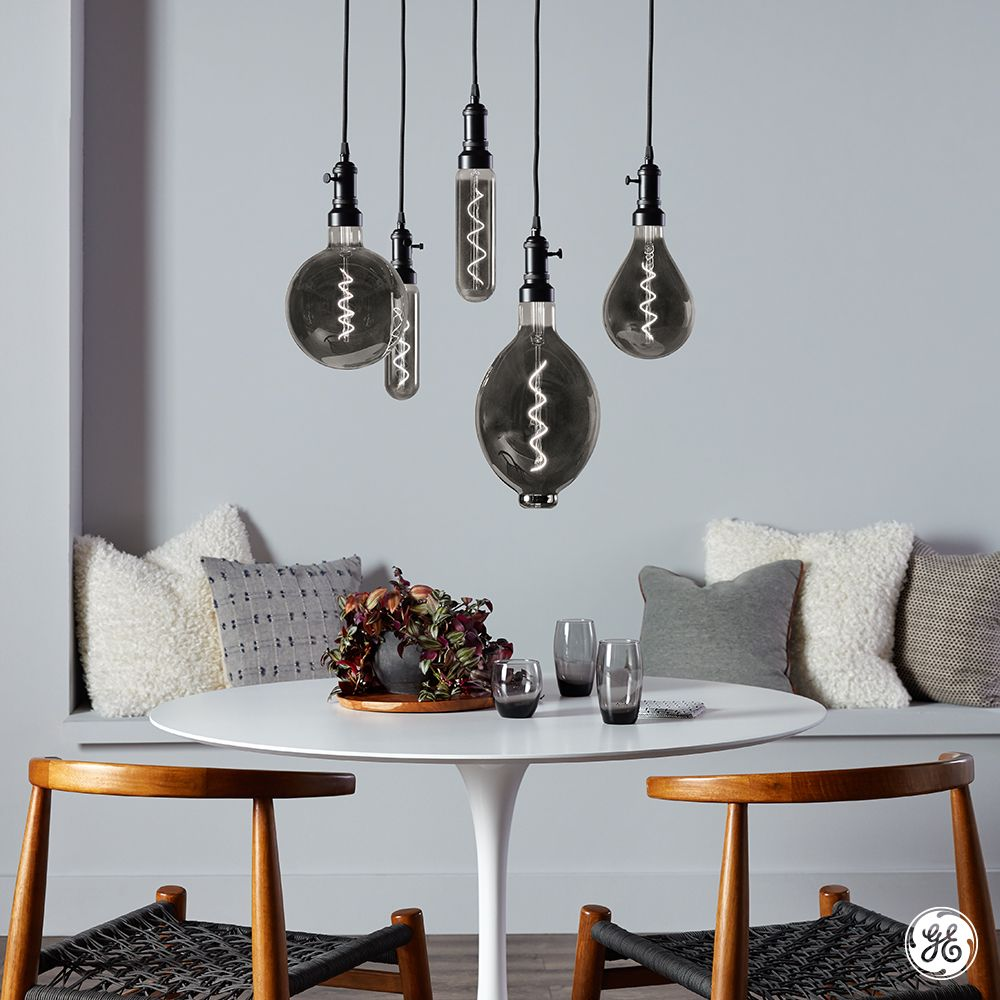 The bulb illuminates spaces with a dimmable fresh and