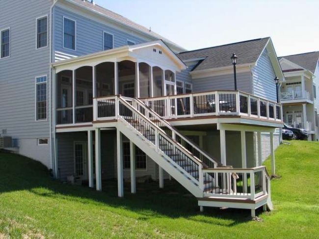 Porches Gazebos Design Construction In Northern Virginia