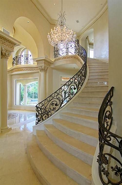 85 Luxury Stairways Ideas