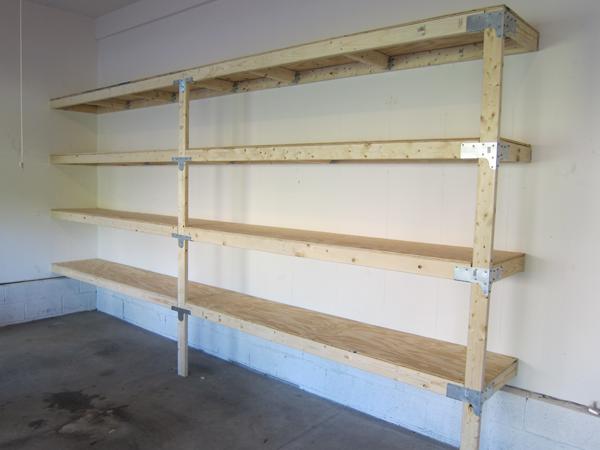 Garage Storage Garage Wall Shelving Garage Decor Diy Storage Shelves