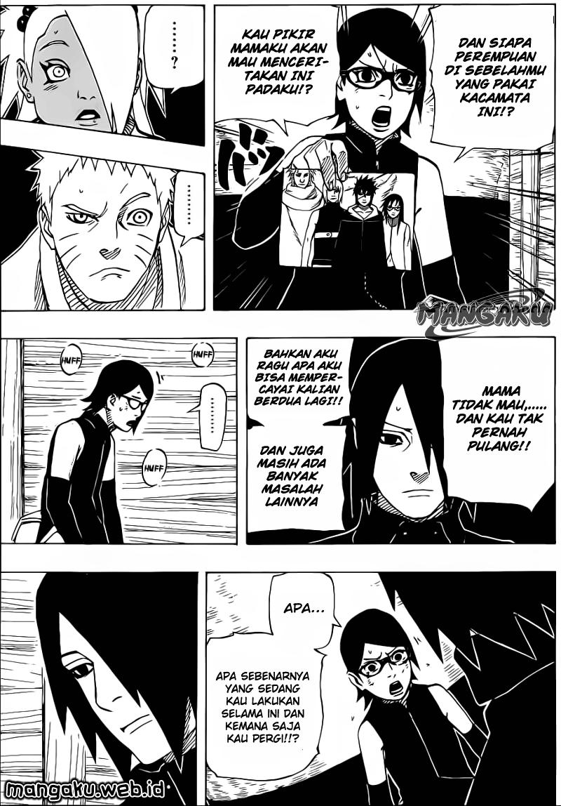Naruto Chapter 705 Masa Depan Naruto, Ponsel, Indonesia