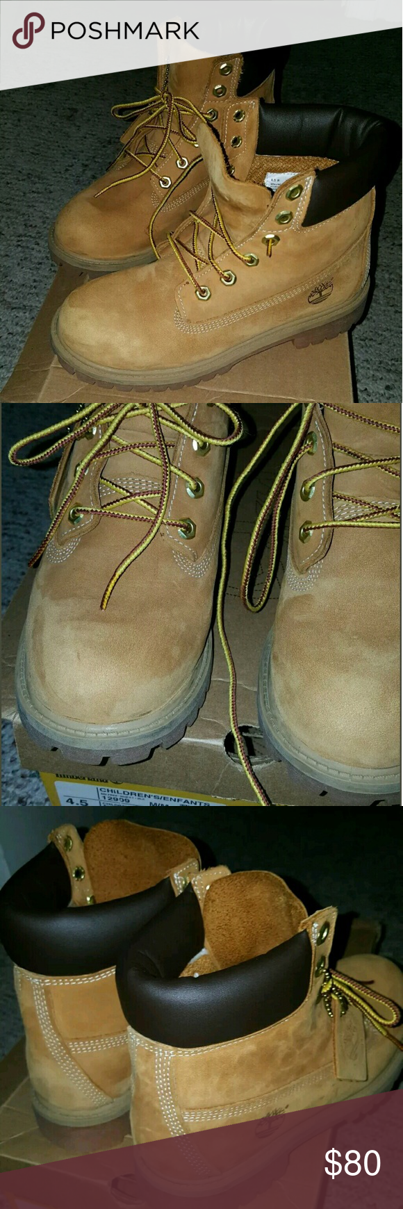 Timberland boots Great condition Timberland Shoes Boots