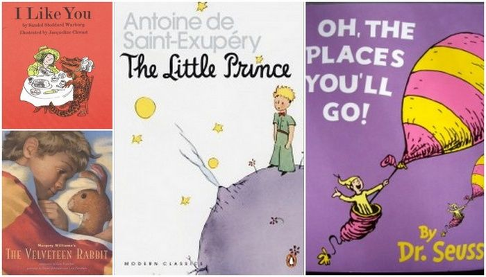 Here S Our List Of 15 Favourite Wedding Readings From Childrens Books Http