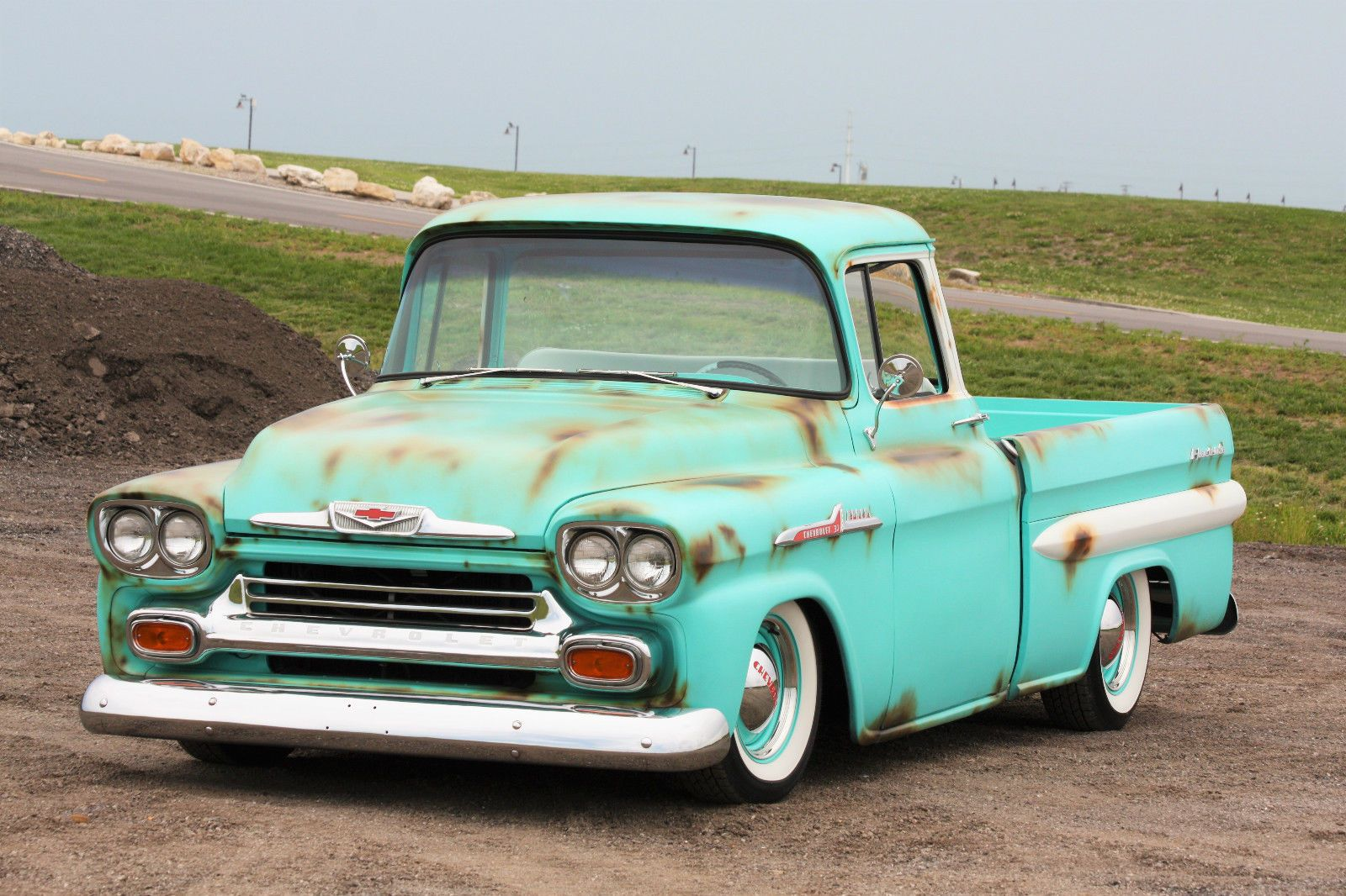 pin by car auctions on chevrolet chevy chevy apache chevrolet rh pinterest com