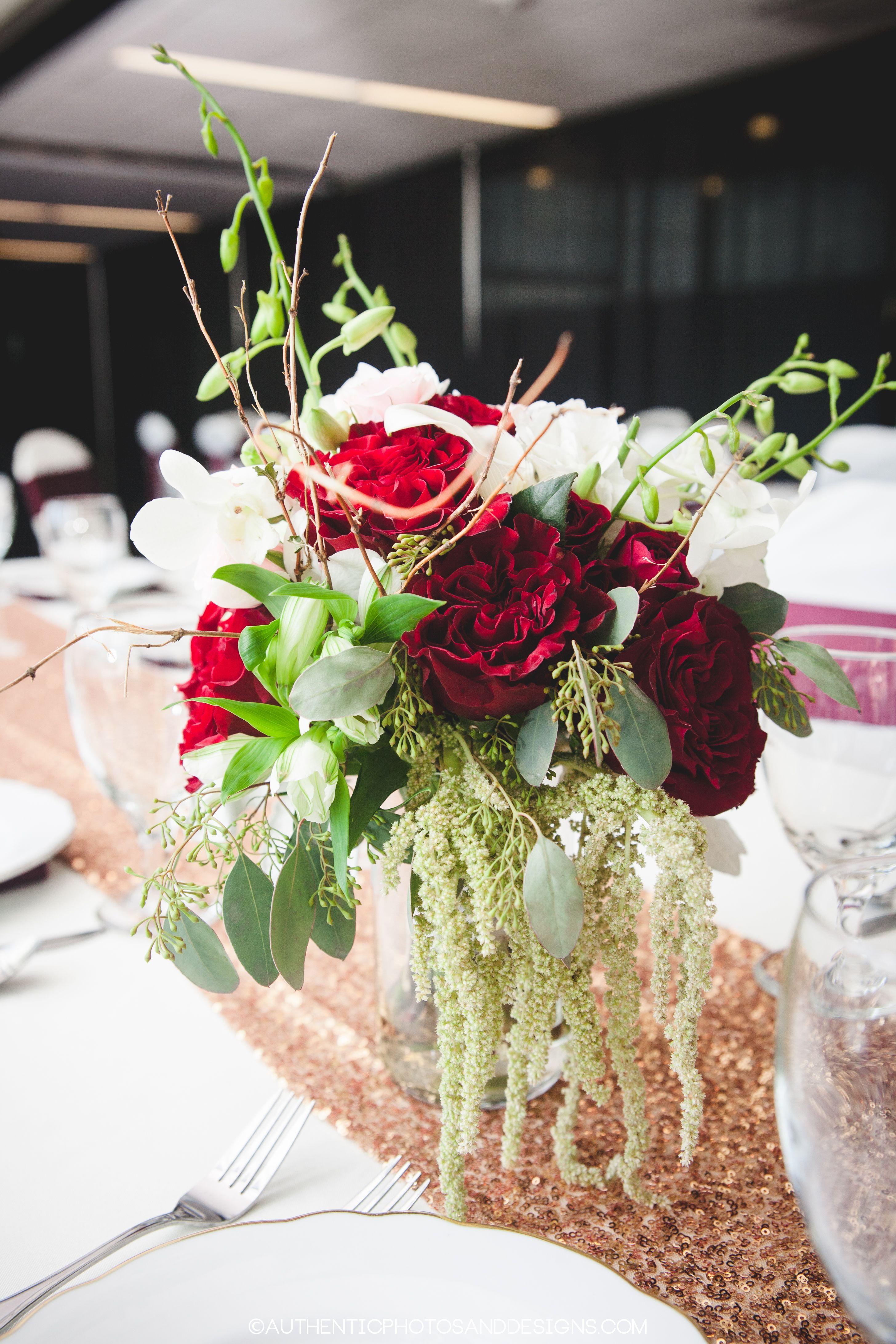 bouquet by A Rose Garden Florist. photo by Authentic