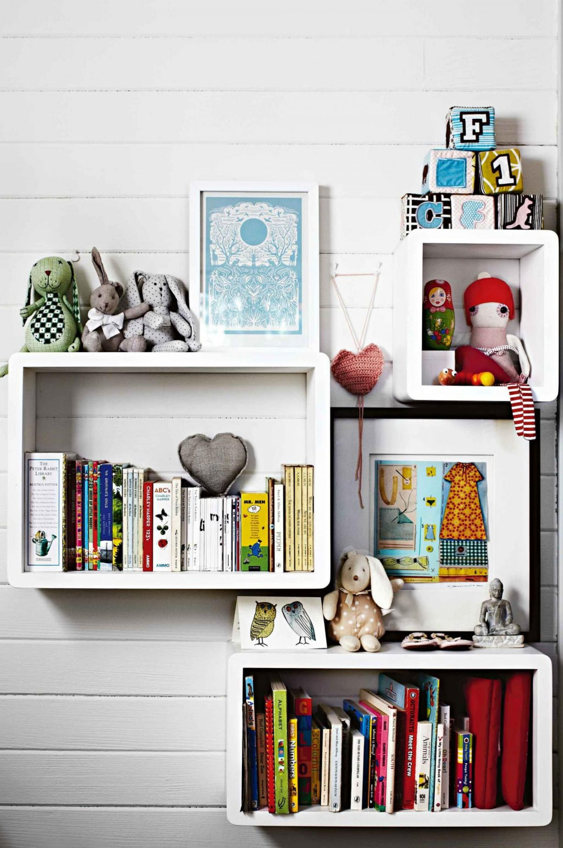 8 Great Storage Ideas For Kids Rooms Bookshelf Decor Creative