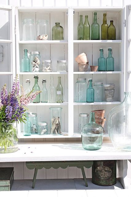 VIBEKE DESIGN: Say it With .... GLASS!