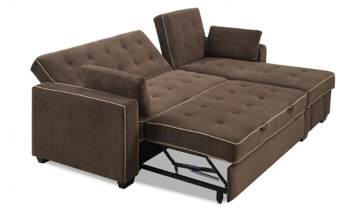Jacqueline Serta Dream Convertible Sofa