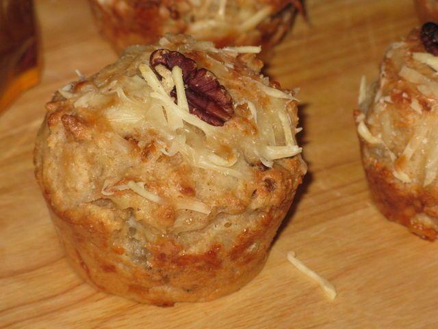 Manchego-viikuna muffinit Kotikokki.netin nimimerkki Hörvelön reseptillä