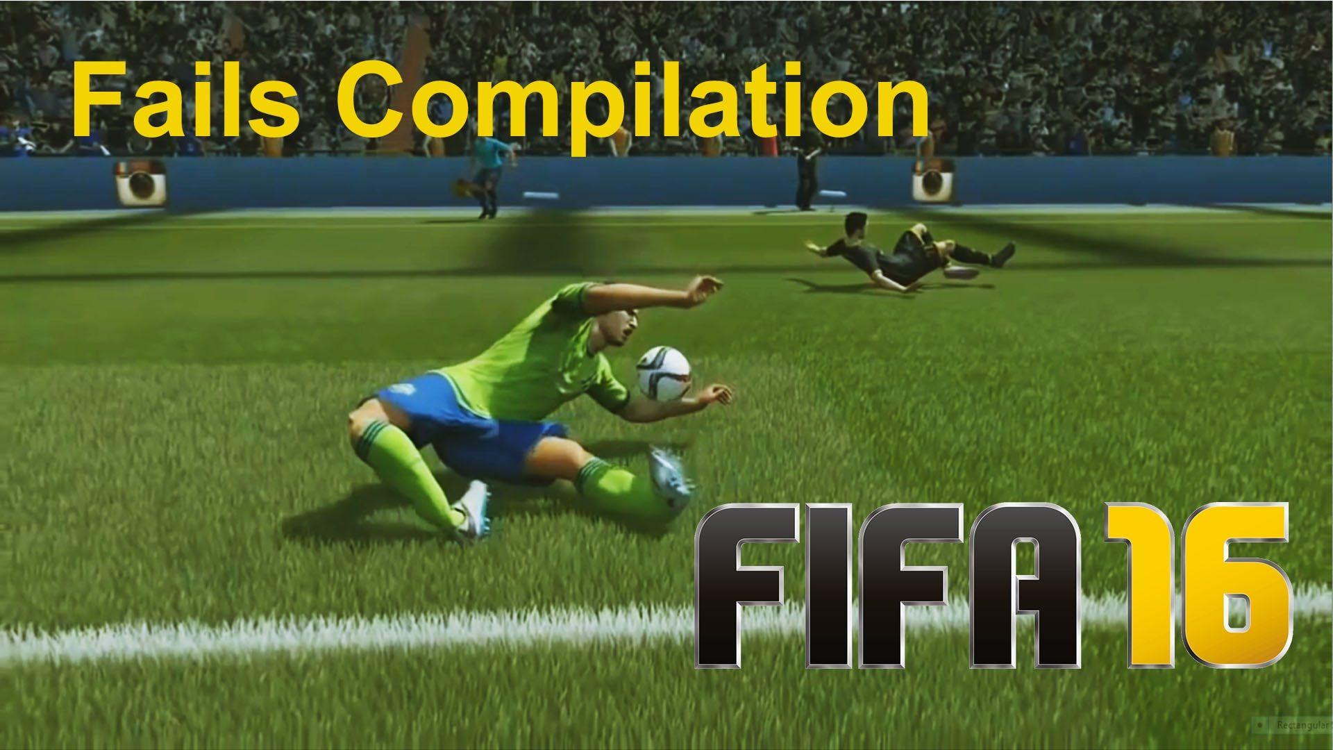 FIFA 16 - 컴파일 실패 (# 2)