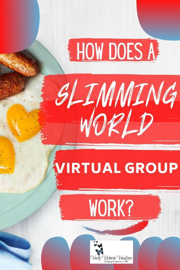 How do Slimming World Virtual Groups Work? Verily