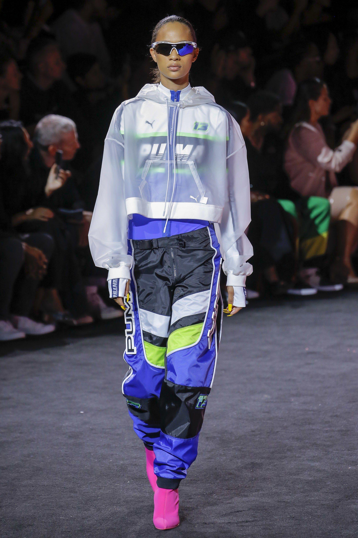Fenty x Puma Spring 2018 ReadytoWear Fashion Show (With