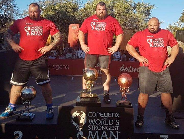 Eddie 'The Beast' Hall: Life After Strongman » The MALESTROM