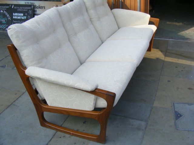 Danish Sofa 1960 S Vintage 1950 Gplan
