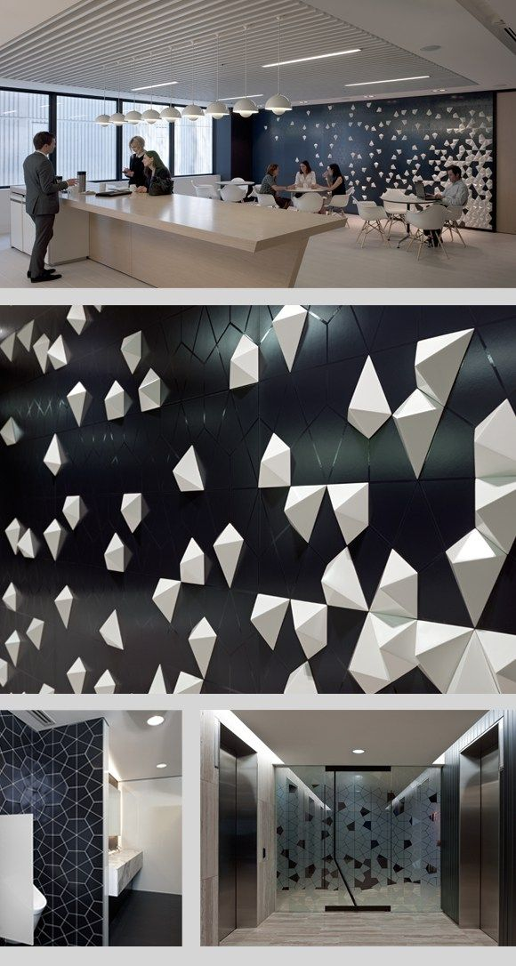 Some corporate interiors by frost oficinas corporate - Corporate office design ideas ...