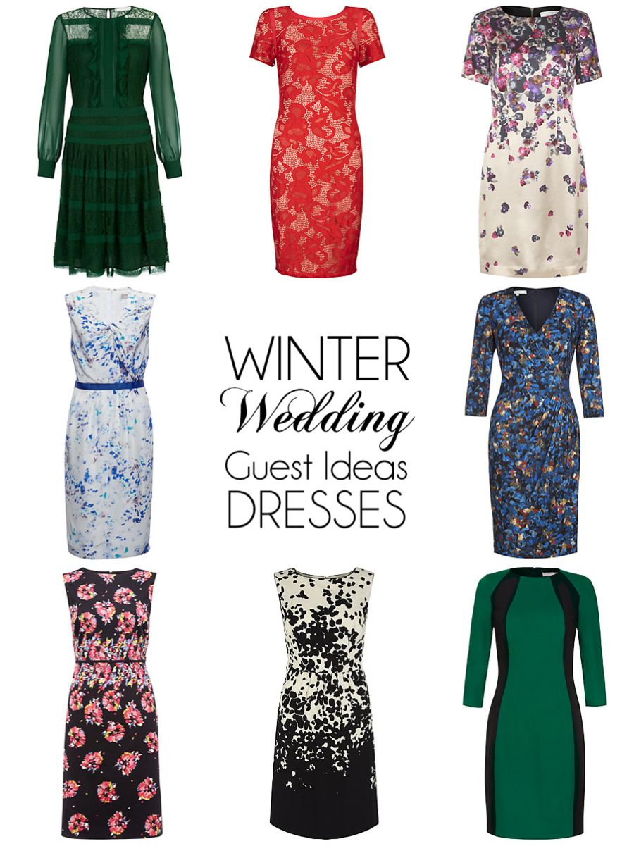 Winter Wedding Guest Dress - Cute Dresses for A Wedding Check more ...