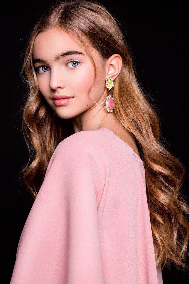 Анастасия Безрукова - одна из самых красивых девочек мира ...