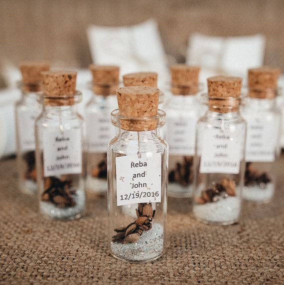 Wedding Gift Ideas On A Budget: Wedding Favors For Guests Rustic Thank You Gift