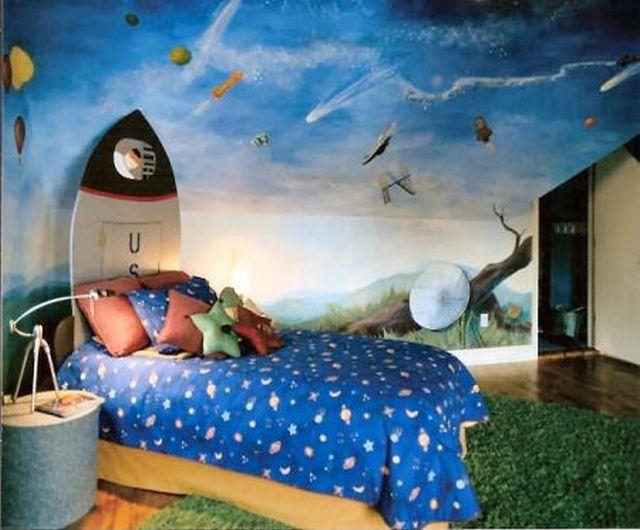 Ideas de decoraci n de habitaciones para ni os entre 8 y - Habitaciones para nina de 11 anos ...