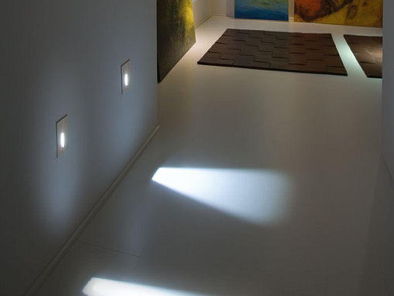 Faretto a led da parete w illuminazione a led da esterni