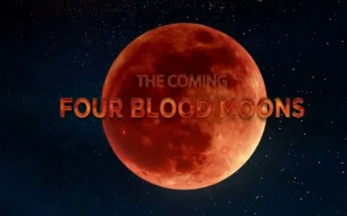 Blood moon | ... in Five fascinating facts about the upcoming Blood Moon lunar eclipses