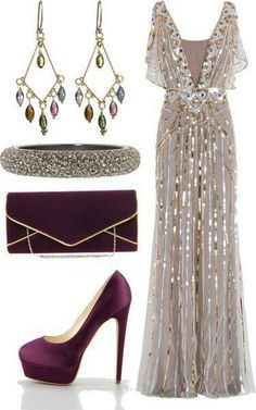 What Id Wear: Blue and Copper Fall Wedding Extravaganza!