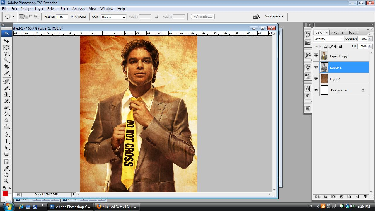 Dexter morgan photoshop tutorial killer dexter designs dexter dexter morgan photoshop tutorial killer dexter designs designbump baditri Gallery