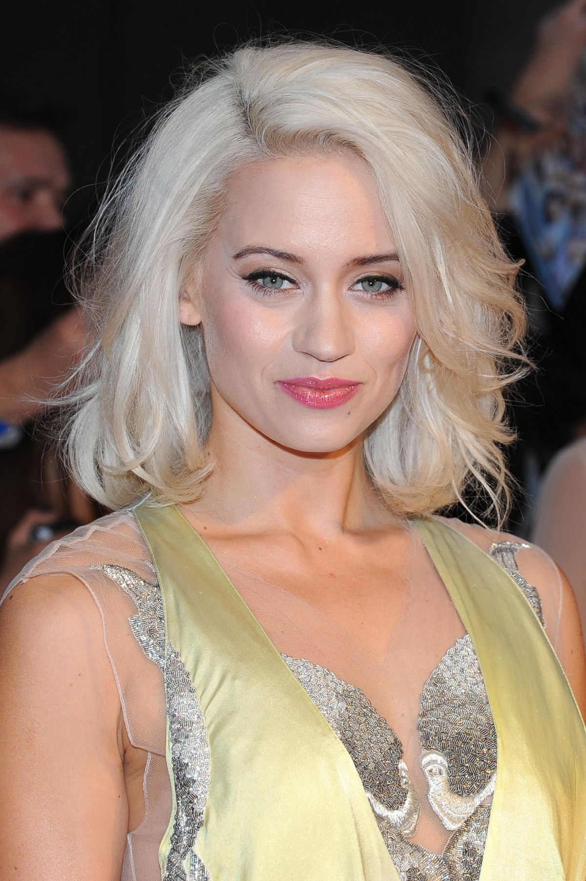 Kimberly Wyatt Pop Singer
