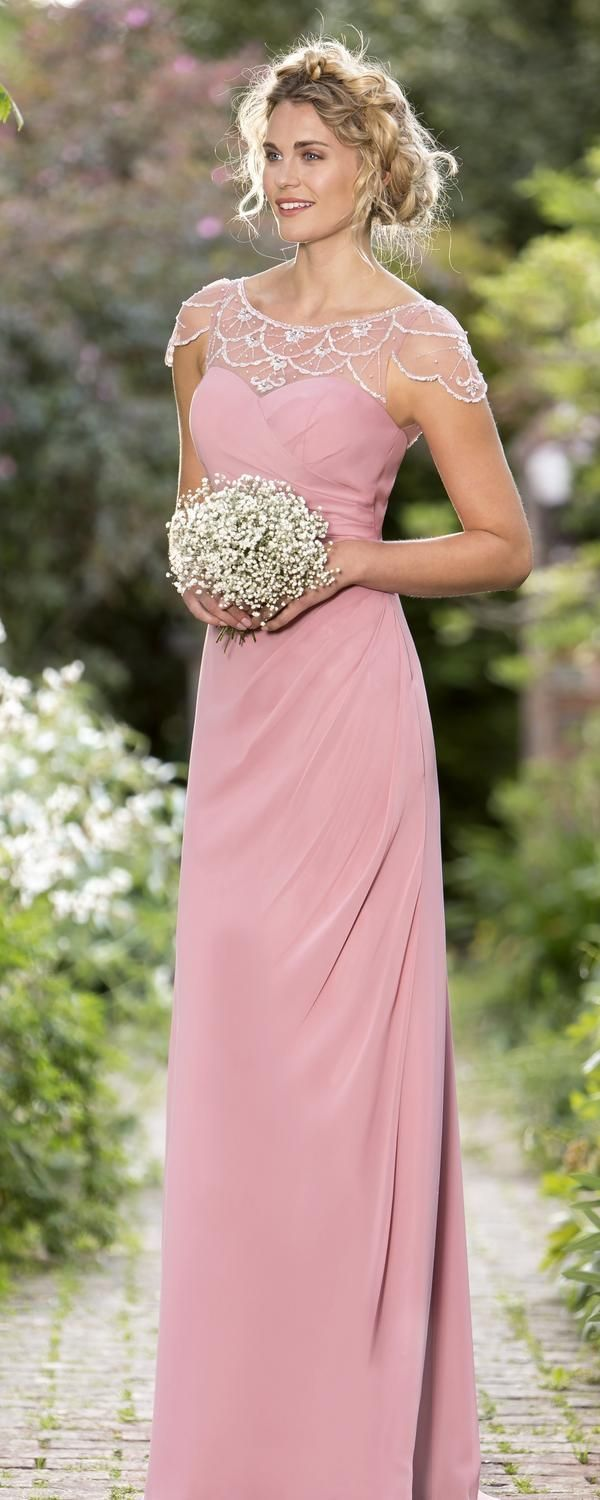 55 Lovely Bridesmaid Dresses from True Bride | Moños, Moda femenina ...